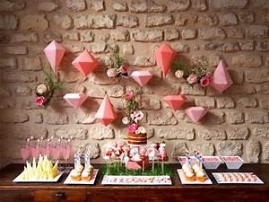 Deco Cuivre Rose : rose cuivre th me de d coration rose caramelle ~ Zukunftsfamilie.com Idées de Décoration