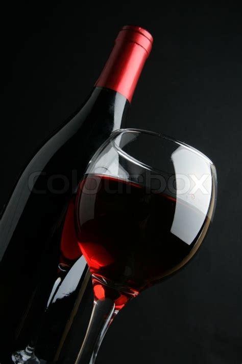 life  wine bottle  glass  black
