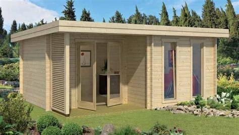 cottage in legno prefabbricati garden loft by casette italia http www casette italia it