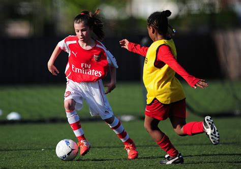 arsenal girls soccer c exsportise limited