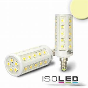 Led E14 Warmweiß : led corn light e14 isoled 6 5w 500lm 35smd warmweiss led lampen ~ A.2002-acura-tl-radio.info Haus und Dekorationen