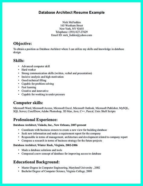 pin  resume sample template  format resume