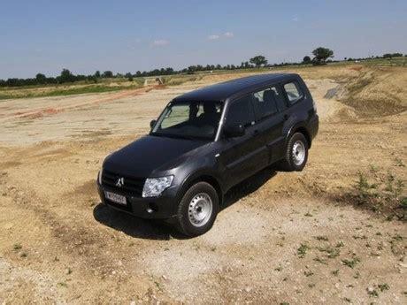mitsubishi pajero    inform testbericht auto