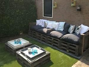 Coussin Pour Salon De Jardin En Palette : le coussin pour chaise du jardin ~ Dailycaller-alerts.com Idées de Décoration