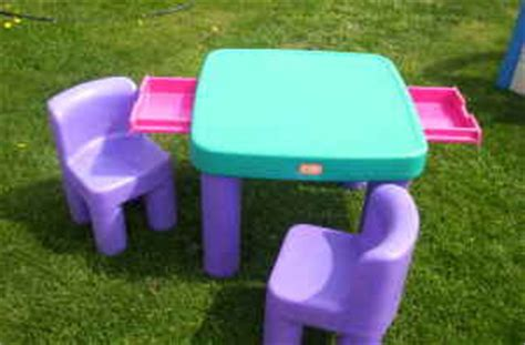 Tikes Table And Chairs With Drawers by Mybundletoys Tikes Table N Chairs