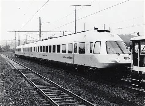 Einsatz Lufthansa (lh)  Et 403  Die Schnelle Kleinserie