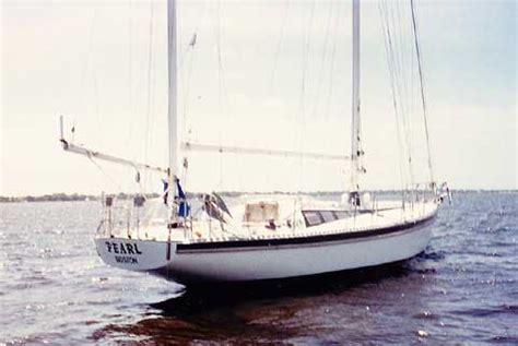 morgan   chesapeake bay virginia sailboat