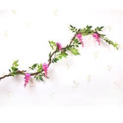 Silk Flower Wisteria Vine