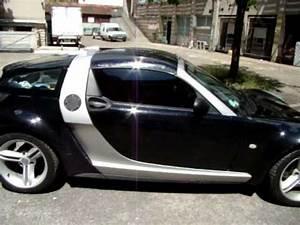 Smart Roadster Coupé : glastint carbone sur smart roadster coupe youtube ~ Medecine-chirurgie-esthetiques.com Avis de Voitures