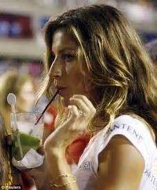 Brazilian supermodel Gisele Bundchen weds American ...
