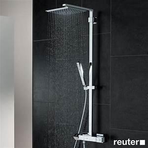 grohe euphoria cube xxl system 230 duschsystem mit With porte d entrée alu avec douchette salle de bain grohe