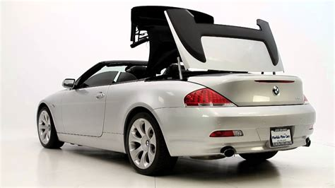 2006 Bmw 650i Convertible Review