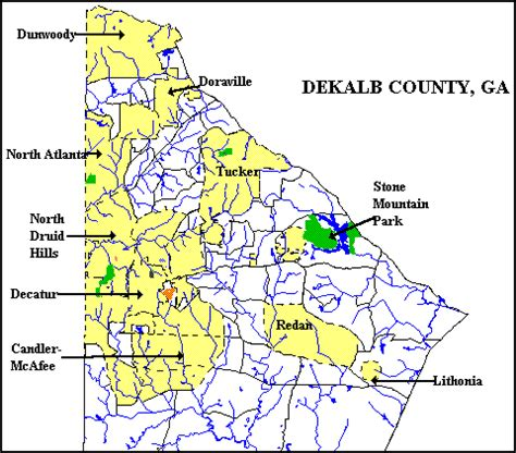dekalb county consolidated plan   executive summary