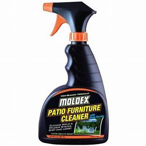 moldex 22 oz patio furniture cleaner 4030 the home depot With furniture cleaner home depot
