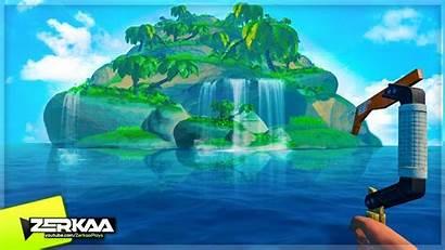 Raft Island Biggest Found