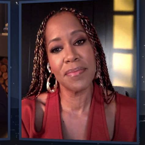 Regina King Reflects on Difference in Police Response to ...