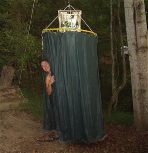 Rv Outdoor Shower Enclosure by The Web Sister