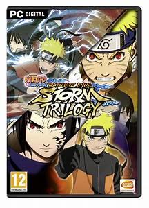 Naruto Shippuden Ultimate Ninja Storm Trilogy Announced