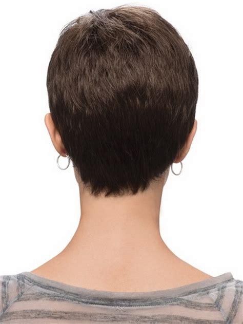 pixie haircut  view