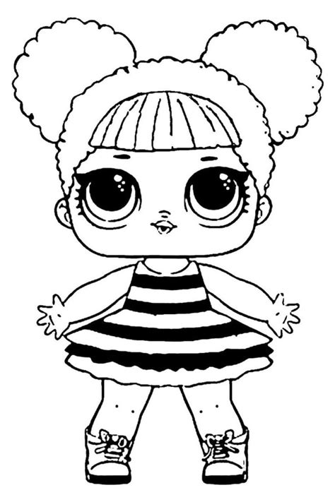 lol surprise dolls coloring pages print      series cool coloring pages
