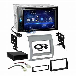 Pioneer Car Radio Stereo Double Din Dash Kit Harness For