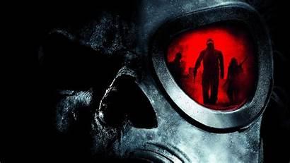 Crazies Mask Dark Film Epidemia Wallpapers Horror