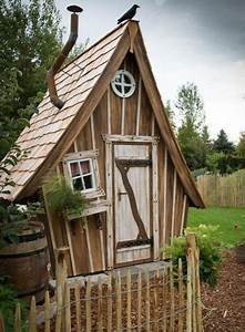 Cabane De Jardin Enfant : plan cabane enfant originale jardin pinterest plan ~ Farleysfitness.com Idées de Décoration