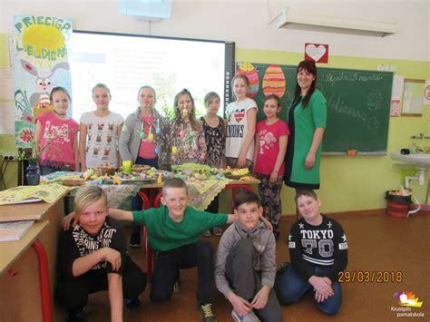 Zaļā Ceturtdiena Krustpils pamatskolā / Krustpils pamatskola