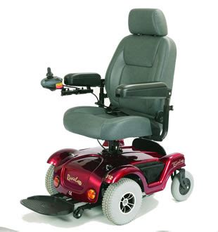 rascal 312 turnabout power chair flickr photo
