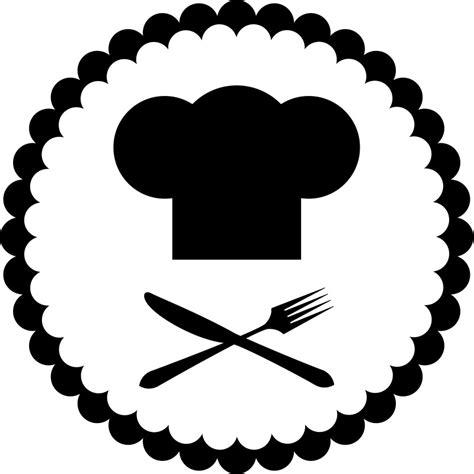 chambre enfants fille sticker toque fourchette et couteau du chef cuisinier