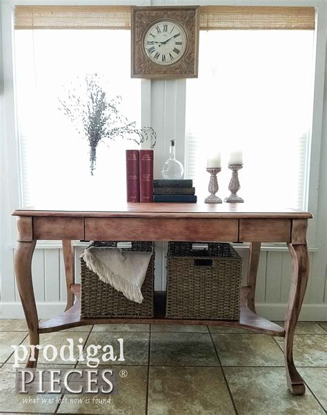 Larkin Sofa Table Larkin Sofa Table Thedesignertouch Co