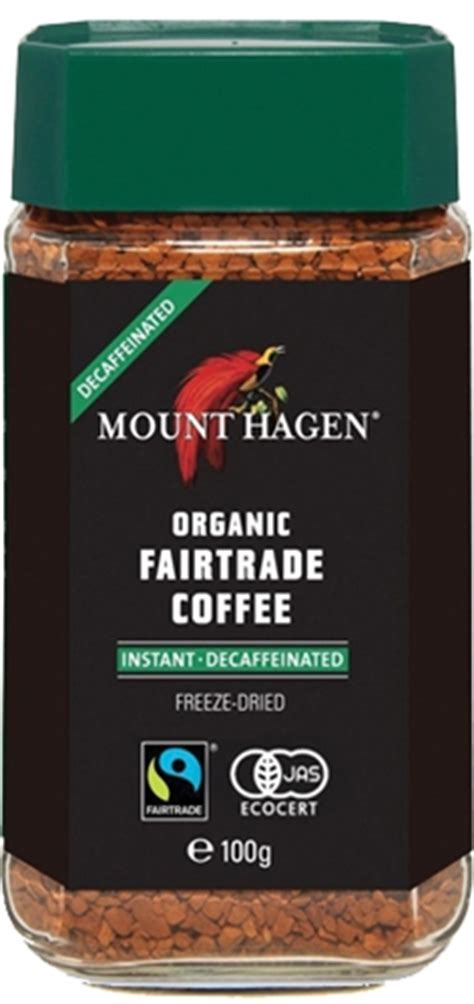 Who knew that the actor ike barinholtz would turn out to be my lifestyle guru? Mount Hagen Organic Decaf Instant Coffee, Organic Decaffeinated Instant Coffee, Organic ...