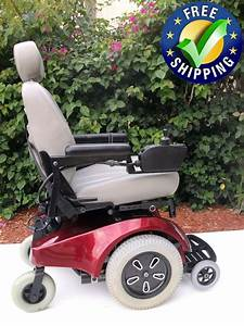 Pride Mobility Jet 1  2 Hd Power Chair
