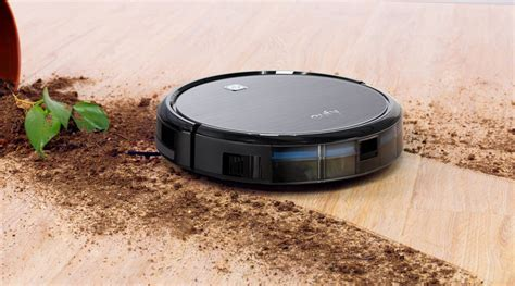 Review Of Deik Robot Vacuum  Smart Mopping With Water