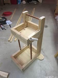 Heavy Duty Welder Cart Plans