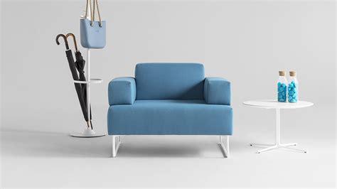 mobilier de canape canapé tetris de inclass espace et mobilier