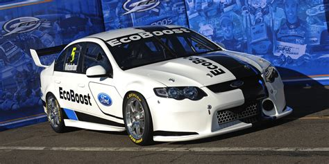 ford racing shows   global motorsport livery