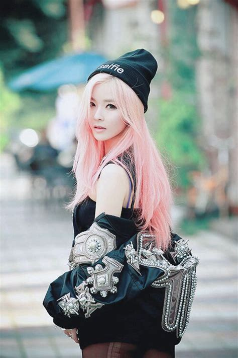world  ulzzang colored hair