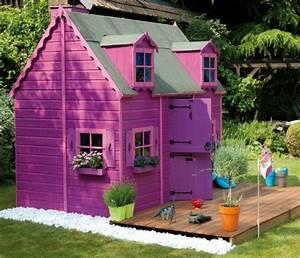 Cabane De Jardin Enfant : un abri de jardin design differents ~ Farleysfitness.com Idées de Décoration