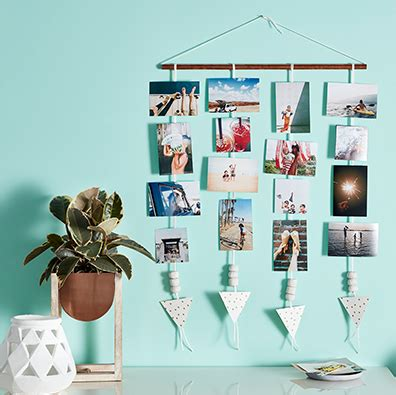 creative photo board ideas   room shutterfly