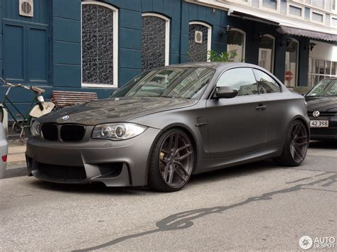 Bmw 1m Coupe By Carbon Dynamics