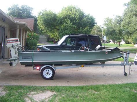 Used Skeeter Bass Boat Trailer by Tunnel Hull Bass Boat For Sale