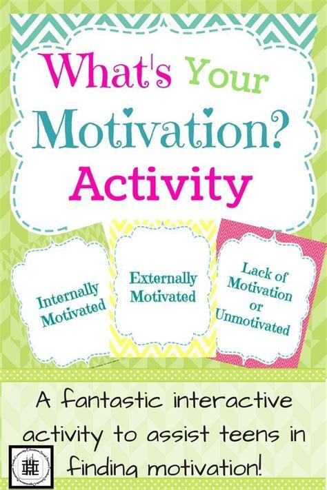 whats  motivation lesson plan motivational