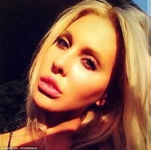 'My beautiful girl': Chloe Lattanzi's gushing fiancé Jamie ...