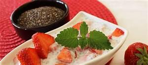Joghurt Mit Chia : superfood chia samen chia joghurt koch mit ~ Watch28wear.com Haus und Dekorationen