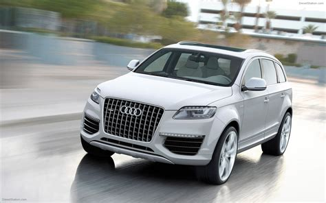 audi q7 v12 2010 widescreen exotic car wallpapers 14 of