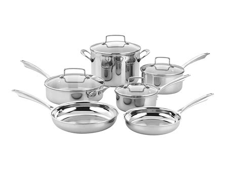 cookware sets stainless steel pots pans thousands according customer southernliving southern living nonstick