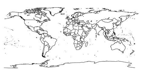 Dessin Carte Du Monde A Imprimer by Cr 233 Er Sa Carte G 233 Ographique Avec R Bioinfo Fr Net