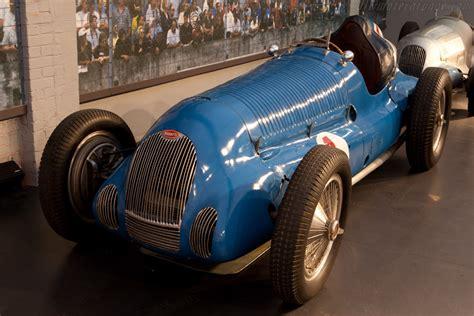 Bugatti Type 59/50B I (Chassis 50180 - Musée Nationale de ...