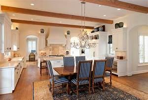Cuisine idee deco cuisine ouverte sur salon avec clair for Idee deco cuisine avec cuisine americaine